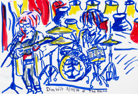 Dim Wit - The Dacha - 5-14-16