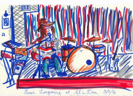 lewi longmire 3-11-16